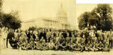 F.F.A. on a trip to Washington D.C. in 1940