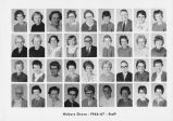 Staff of Hickory Grove School