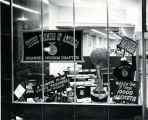 F.F.A. display in the window of the Home Savings & Loan Co. on 10th & Grand, Kansas City,...