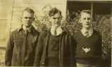 Floyd Smith, Maurice Van Niewenhuyse, and Walter Smith circa 1938