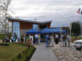 Merriam Visitor's Bureau grand opening