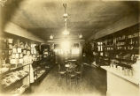 Heaton drug store interior, Shawnee