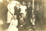 Merriam Homemakers Club members circa 1922