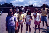 Field Day at Somerset Elementary in 1986