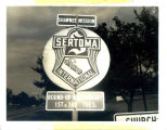 Sertoma Club sign