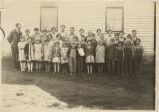 Woodland School group photograph