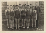 1936 Stilwell Basketball Team