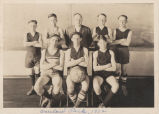 Grade School basketball team