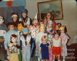 1979 Halloween party