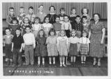 Class at Hickory Grove School