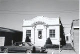 Building at 125 S. Cherry St. in Olathe circa 1967