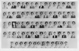 Eighth grade student portraits, 1953
