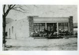 1st commercial store in O.P.